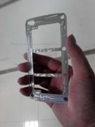 Samsung Galaxy S5 Alleged metal frame leaked online.
