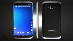 Samsung Galaxy S5 new images pops up. [Concept design]