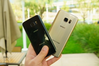Samsung Rumored to Launch 4.6-inch Galaxy S7 mini