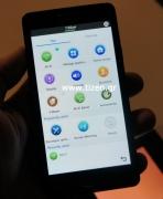 First Tizen device, Samsung RedWood GT-I8800 images showed.