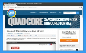 How to Install Google Chrome browser in Ubuntu 13.04 Manually.