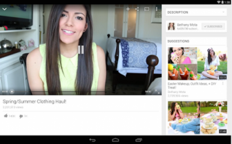 Download YouTube 11.06.54 Apk for Android with latest Video Play UI.