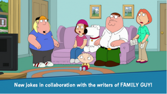 Download Family Guy The Quest for Stuff v1.8.0 Mod Apk
