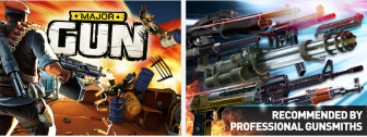 Major GUN v3.5.2 MOD APK with Unlimited coins and money.