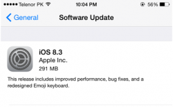 Download iOS 8.3 Final ipsw for iPhone, iPad and iPod Touch.