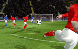 Download First Touch Soccer 2015 MOD APK (VIP+Unlimited Coins)