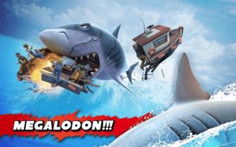 Hungry Shark Evolution v3.8.0 Mod Apk + Data ( Latest Apk App)