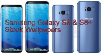 Download Samsung Galaxy S8 Stock Wallpapers. [ All Full HD]