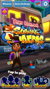 Download Subway Surfers New Orleans Hack with Unlimited Coins and Keys.