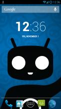 How to capture screen shot in CyanogenMod 10.x.