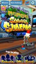 Subway Surfers Mumbai Hack with Unlimited Coins and Keys for iPhone, iPad or iPod Touch [ iOS 7 working ]