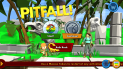 Download Pitfall v1.0 Modded Apk loaded with unlimited money.