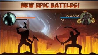 Shadow Fight 2 v1.9.22 Latest Mod Apk  [ Unlimited coins, Gems, Energy]