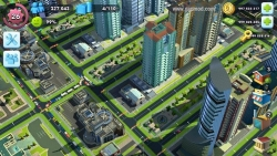 SimCity BuildIt  v1.17.1.61422 MOD APK Hack with Unlimited Gold Coins and money.