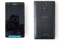 Sony Xperia UL Leaked images surfaced on the web.