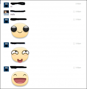 How to send Facebook stickers on PC using Facemoji extension on Google chrome.