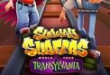Subway Surfers Transylvania v 1.62.0 Mod apk with unlimited coins and keys.