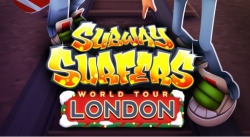 Subway Surfers London Hack with Unlimited Coins and Keys for iPhone, iPad or iPod Touch. [iOS 7]