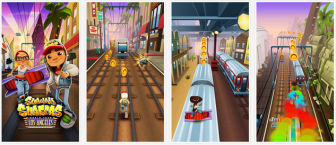 Subway Surface Los Angeles Hack v1.27.0 With unlimited coins and keys. [ August 2014]