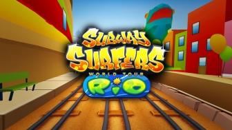 Subway Surfers Rio Brasil v1.59.0 Mod Apk [ Unlimited coins and Keys ] Olympics version.