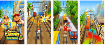 Subway Surfers Sao Paulo Hack v1.25.0 with Unlimited Coins and Keys. [ June 2014]