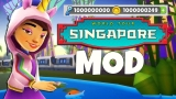 Subway Surfers Singapore Mod apk v1.109.0 Hack [Unlimited Coins, Keys 2019]