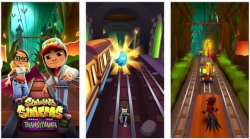 Subway Surfers Transylvania v1.46.0 Mod Apk (Unlimited Coins and Keys)