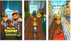 Subway Surfers Vancouver Hack with Unlimited Coins and Keys for iPhone, iPad or iPod Touch [ iOS 7 working 2014 ]