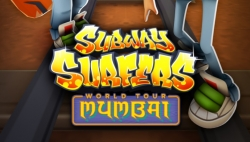 Subway Surfers v1.36.0 Mumbai Mod Apk download with unlimited Keys and Coins