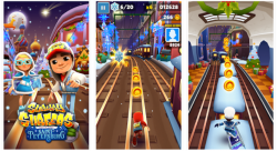 Subway Surfers Saint Petersburg 1.80.1 Mod apk with unlimited coins and keys.