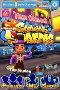 Subway Surfers New Orleans Hack with Unlimited Coins and Keys for iPhone, iPad or iPod Touch [ iOS 7 working ]