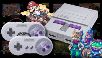 Super Nintendo Entertainment System – The Best 15 Games to Remember the Childhood