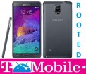 How to Root Samsung Galaxy Note 4 SM-N901T T-Mobile variant.