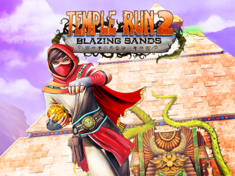 Temple Run 2 v1.27 mod apk ( Blazing Sands with unlimited coins and money)