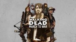 The Walking Dead: March To War v1.1.0 Mod apk
