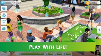 The Sims Mobile 9.2.1.145832 Mod apk with unlimited Simoleons, gold, coins etc.