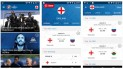 Get the full Glimpse of UEFA EURO 2016 with this awesome official Apk App.