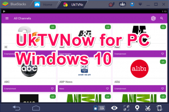 Download UKTvNow app for free on Windows 10/8/7 or Mac OS X.