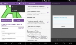 How to Block Contacts on Viber 4.2 Latest update on Android.