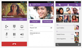 Viber 3.1.1.15 Apk Download for Android.