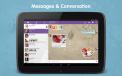 How to send Gif image through Viber messenger.