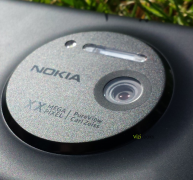 Nokia EOS image leaked for the first time, Camera fixed in Lumia 920 body.