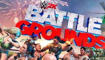 WWE 2K Battlegrounds APK v1.0.0 +OBB/Data for Android.