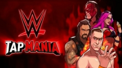 WWE Tap Mania v 16619 Mod Apk hack.