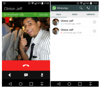Download WhatsApp 2.12.16 APK for Android featured with Live Calling [ Direct link ]