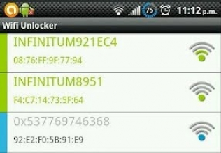 Download WiFi unlocker 2.0 Apk for Android.