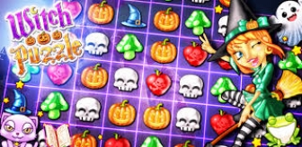 Download Witch Puzzle – New Match 3 for PC Desktop and Laptop Computers