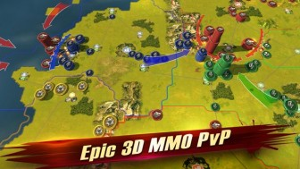 World Warfare v 1.0.15 Mod Apk [ Money Mod ]