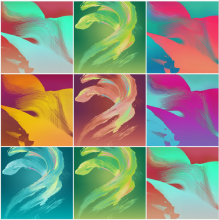 Download Official Sony Xperia X Wallpapers.