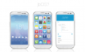 How to make your Android phone look like iOS 7. [Tutorial]